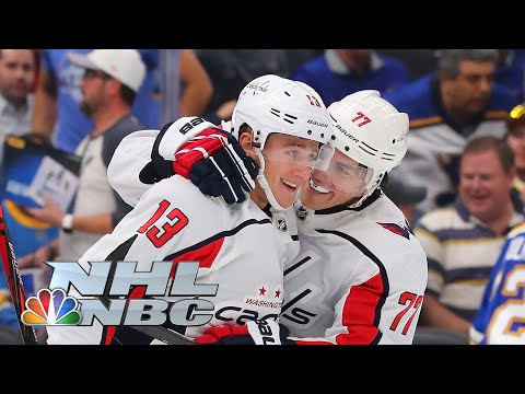 Washington Capitals Vs. St. Louis Blues | CONDENSED GAME | 10/2/19 | NBC Sports