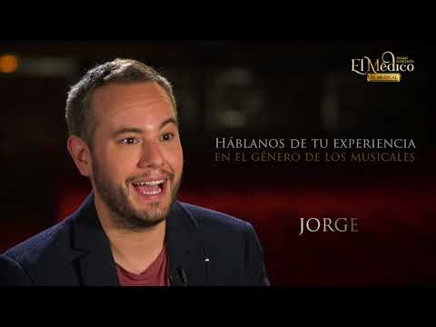 Jorge Blass - El médico, el musical