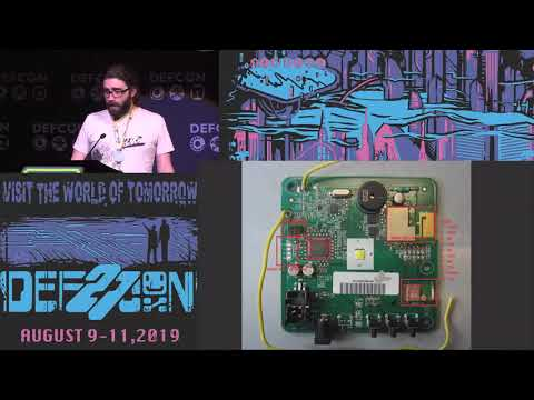 Philippe Laulheret - Intro to Hardware Hacking - DEF CON 27 Conference