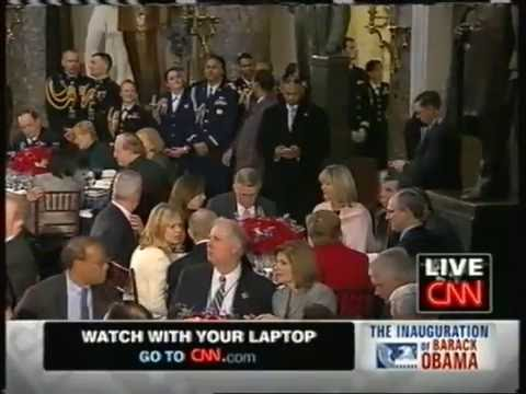 Inauguration of Barack Obama - Complete Coverage, 10 hours!