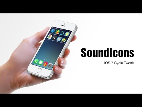 SoundIcons: adds an equalizer to your iOS music icons