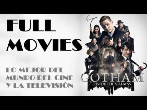 Gotham temporada 2 trailer en espa ol latino youtube Gotham temporada 3 espanol