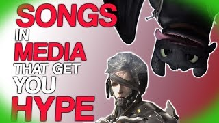 Fact Fiend Focus | Songs In Media That Get You Hype