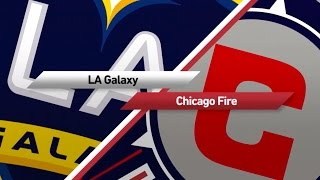 Highlights: LA Galaxy vs. Chicago Fire | May 6, 2017