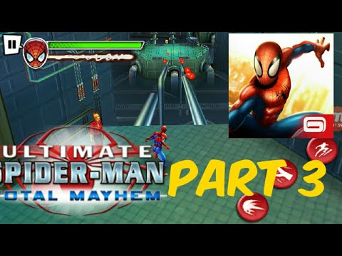 Spider-Man Total Mayhem Andriod/IOS GAMEPLAY PART 3 |Adobo Kid