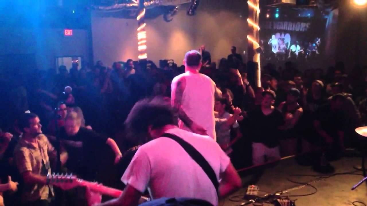 The Warriors At Rock City Camarillo Ca 42013 Youtube