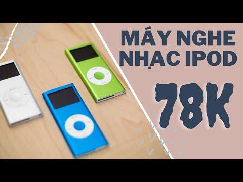 Máy Nghe Nhạc MP3 Huyền Thoại Với Giá Siêu Rẻ Chỉ 78K - Đánh Giá Nhanh
