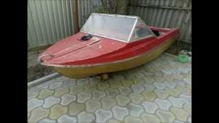 тюнинг лодки крым ютуб