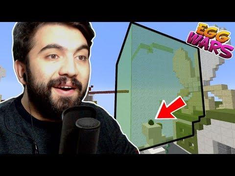 2.500 CAM İLE EGG KAPLAMAK !!! | Minecraft: EGG WARS