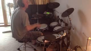 Cyndi Lauper Girls Just Wanna Have Fun Roland TD-12 Drum Cover.mp3