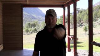 Kessler Canyon Shooting Academy Instructor Bob Edwards on Eye Dominance