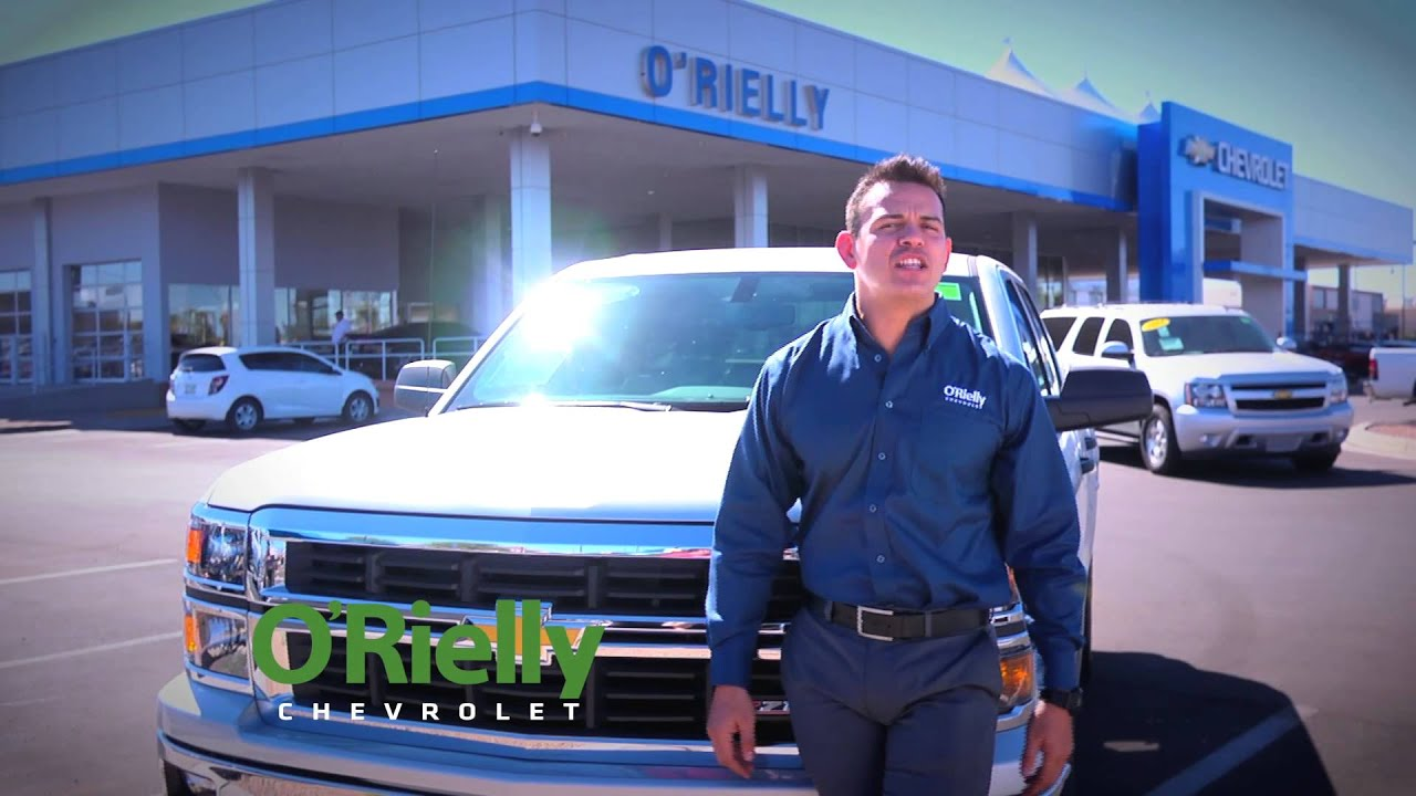 O'Rielly Chevrolet- Sale of the year going on now - YouTube