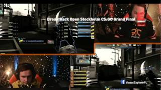 CS:GO DreamHack Sztokholm – promo – Polsat Viasat Explore (This Saturday 30secs)