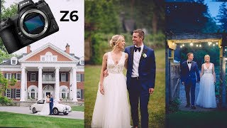 Wedding Photography Day Behind The Scenes (Incl. the Nikon Z6, and Lightroom Editing)