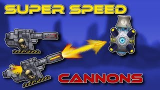 Cannons for Days! (How to Cannon Rush) - Forts RTS [114]
