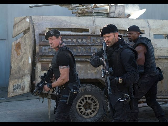 Expendables 2: Acción y Karate en Film Nostálgico Videos De Viajes