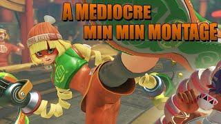 A Mediocre Min Min Montage - Smash Bros. Ultimate