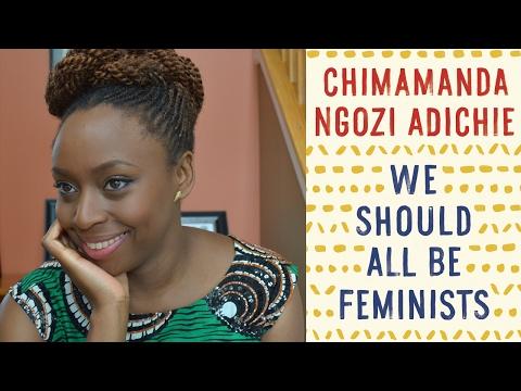 Chimamanda Ngozi Adichie on We Should All Be Feminists at the 2017 AWP Book Fair