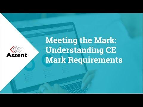 [Webinar] Understanding CE Mark Requirements