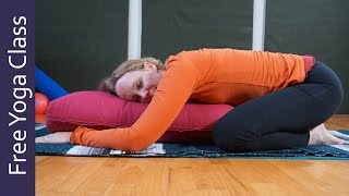 Yoga Class for the International Day of the Elimination of Violence Against Women : Episode #359