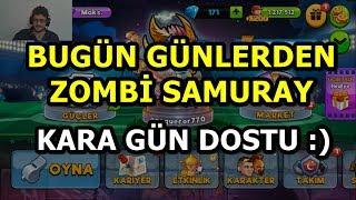 BUGÜN GÜNLERDEN ZOMBİ SAMURAY - KAFA TOPU 2 (HEAD BALL 2)