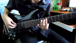冷雨夜 '91 Live Bass Solo Cover [HD]