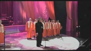 Andrea Bocelli - My Christmas - Adeste Fideles - Kodak Theatre Los Angeles 2009