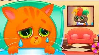 КОТЕНОК БУБУ мультик игра про котика как ПЕСИК ДУДУ видео для детей про котят