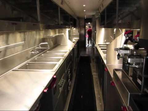 Amtrak Viewliner Diner 8400 Walkthrough - Steamtown - Scranton, PA - September 2, 2012