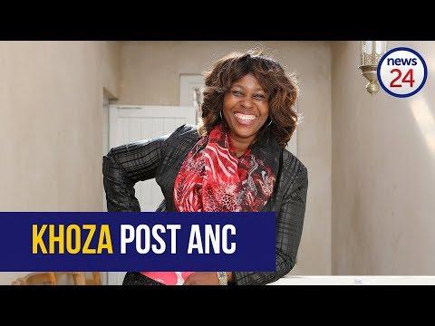 WATCH LIVE: Former ANC MP Makhosi Khoza speaks out at UJ