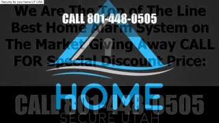 home alarm systems Utah