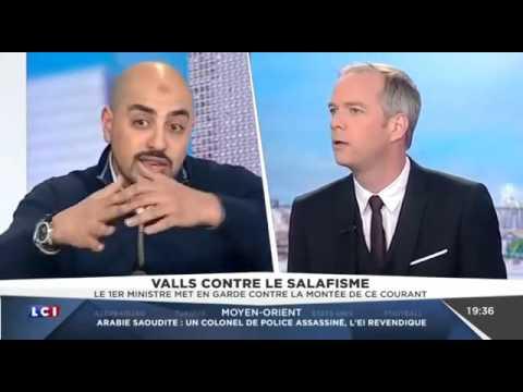 Gouvernement francais pas raciste? Media pro musulman?