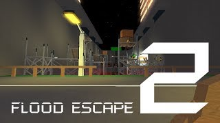 Roblox Flood Escape 2 (Test Map) - City (Fun Insane)(WIP)(Multiplayer)