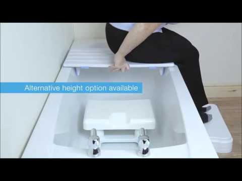 Smsit f23720 sedile per la vasca da bagno ailsa youtube - Sedile per vasca da bagno ...