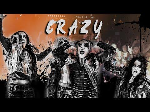 Смотреть клип Crashdïet - Crazy