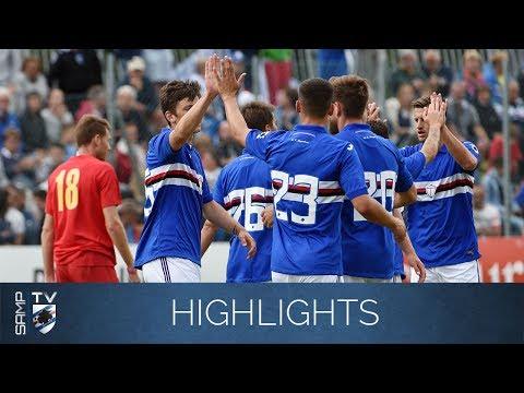 Sampdoria - Cremonese 3-0