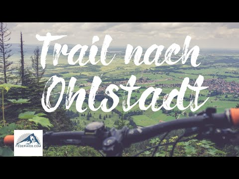 Ohlstadt Trail - Mountainbiken am Heimgarten