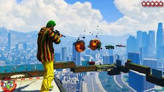GTA 5 Death Run Fun - GTA 5 Online Gameplay Making Money & Having Fun!