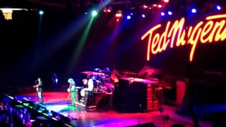 ted nugent - full concert - minneapolis mn 2013