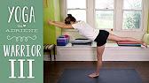 Warrior III - Foundations of Yoga