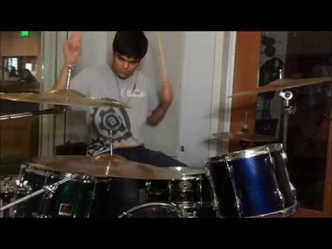 O.C. Supertones - Unite drum cover