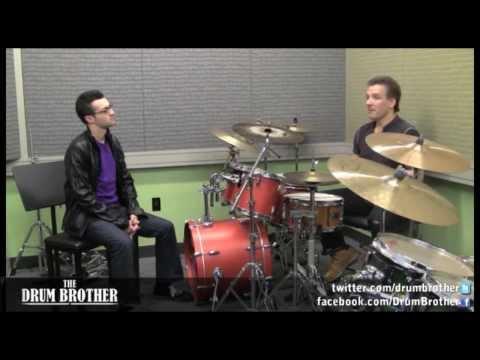Larry Finn (Berklee Teacher) - 'Playing in the Pocket' drum interview