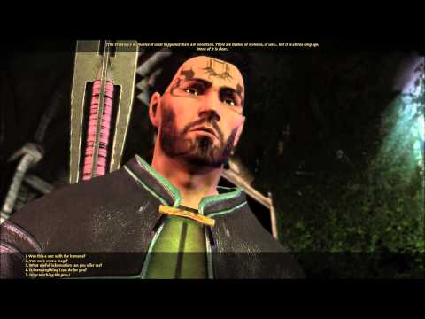 Dragon Age: Origins -- Nature of the Beast -- Elven Ruins