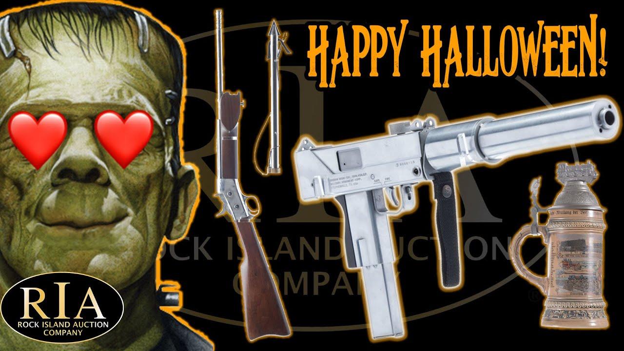 Happy Halloween From RIAC!