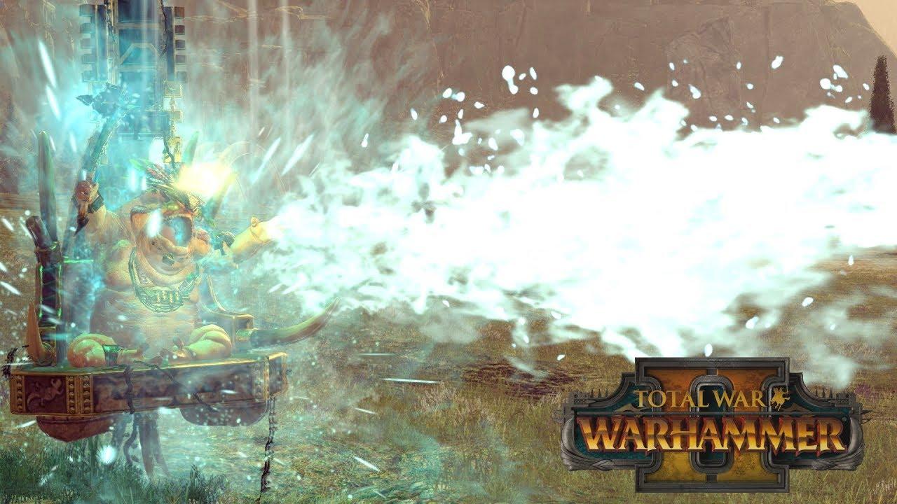 MAGIC MISSILES - Testing vs Monsters, Cavalry, Infantry - Total War:  Warhammer II