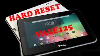 Repeat youtube video Resetear Tablet Android Sin Botones De Volumen