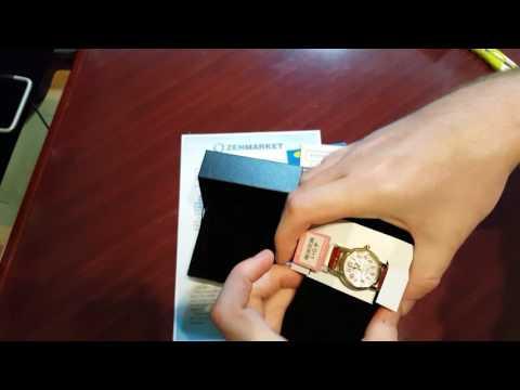 Unboxing Citizen watch from Japan - from ZenMarket.jp