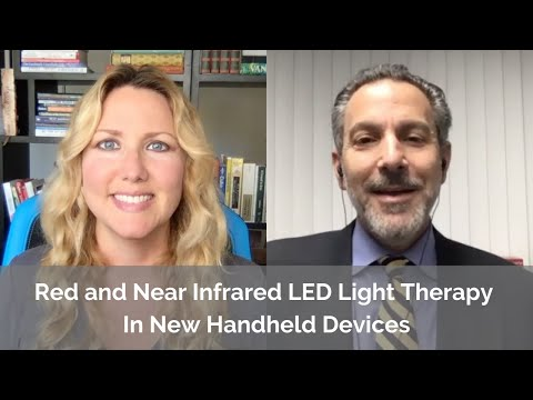 Red Light Therapy and Infrared Sauna Benefits In New Handheld Light Devices with Joel Kahn