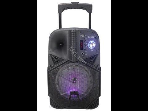 Sistemul Audio BT SPEAKER SY1839
