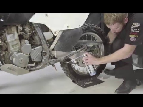 SCA Motorcycle Garage Equipment // Supercheap Auto